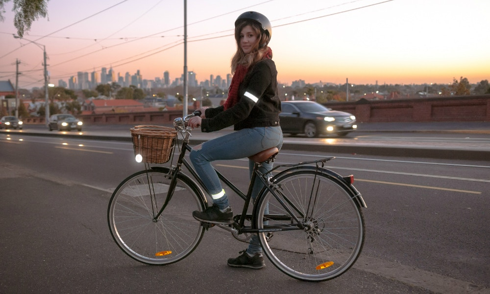 Cycle Wraps via like Exchange