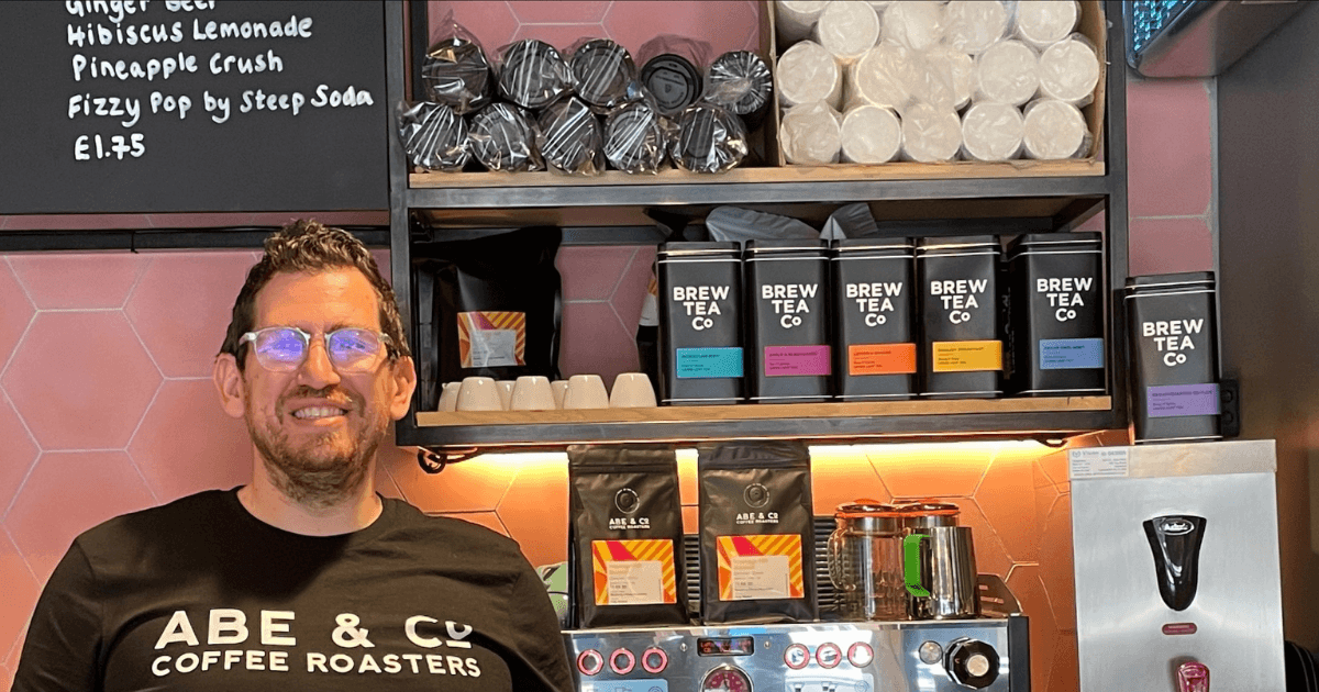 Abe and co coffee