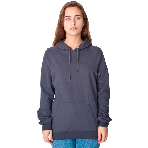 American Apparel California Fleece Pullover Hoody