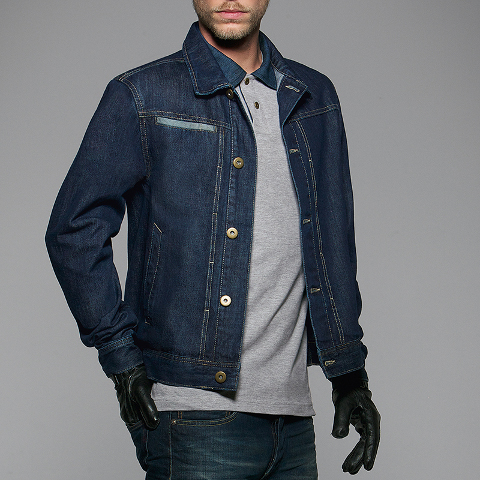 B&C DNM Frame Men's Jacket