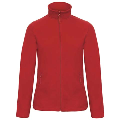 B/&C Collection Ladies Id.501 Microfleece Full Zip Jacket