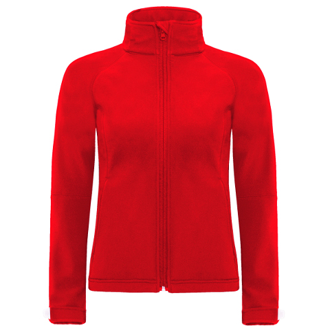 9c780ebf0ff ... B C Ladies Hooded Soft Shell Jacket