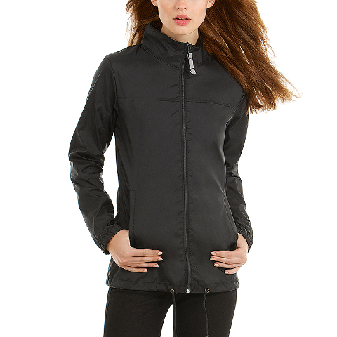 B&C Ladies Sirocco Windbreaker Jacket