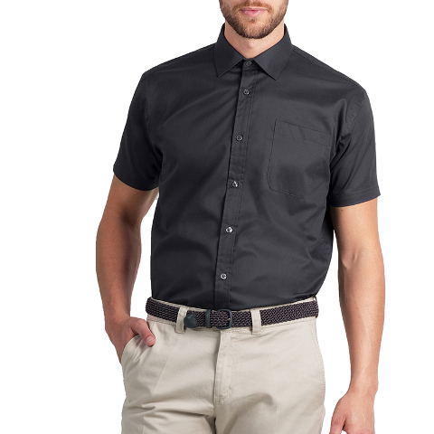 B&C Sharp Men's Short Sleeve Shirt