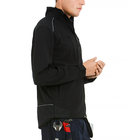 B&C Shield Softshell PRO Jacket