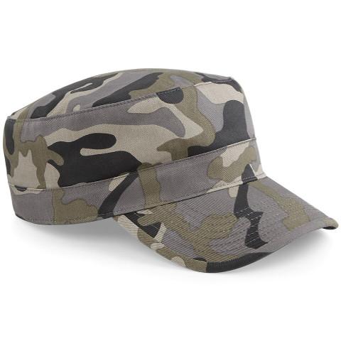 69da80cced9 Beechfield Camo Army Cap. £2.41