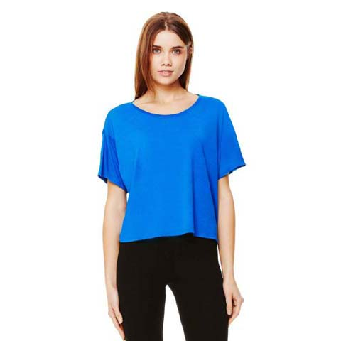 Bella Ladies' Flowy Boxy Tee