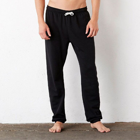 Bella & Canvas Unisex Long Scrunch Pants