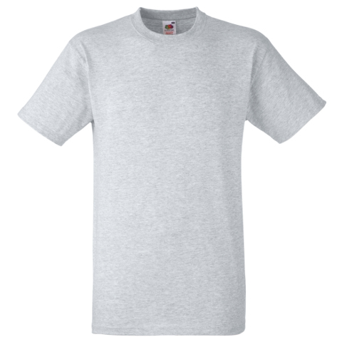 Fruit Of The Loom Heavy Cotton T Shirt