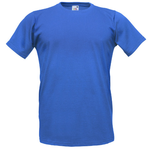 Fruit of the loom men 39 s fitted valueweight t shirt for Fruit of the loom t shirt printing