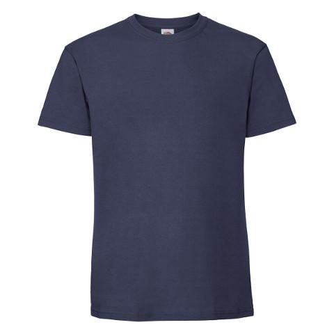 Mens Premium Heavyweight Fruit of the Loom T-Shirt
