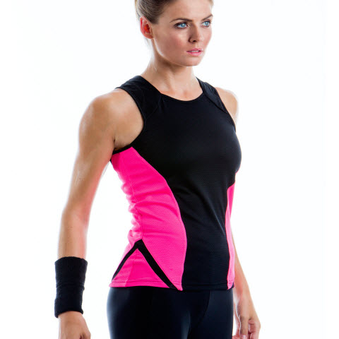 Gamegear Ladies' Cooltex Sports Vest