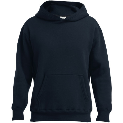 No pockets Unisex relaxed fit hooded sweatshirt|XS-3XL AWDis Epic Print Hoodie