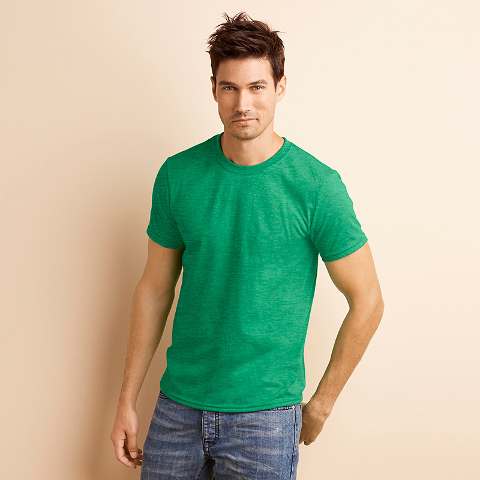 Gildan Men's Ring Spun, SoftStyle T-Shirt