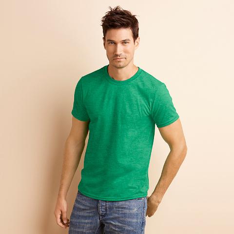 Ringspun T Shirt >> Gildan Men S Ring Spun Softstyle T Shirt