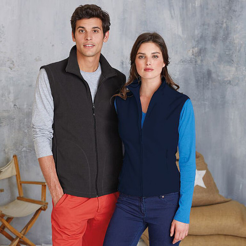 Kariban Luca Fleece Gilet