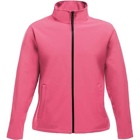 Damen Ablaze Printable Softshell Jacket