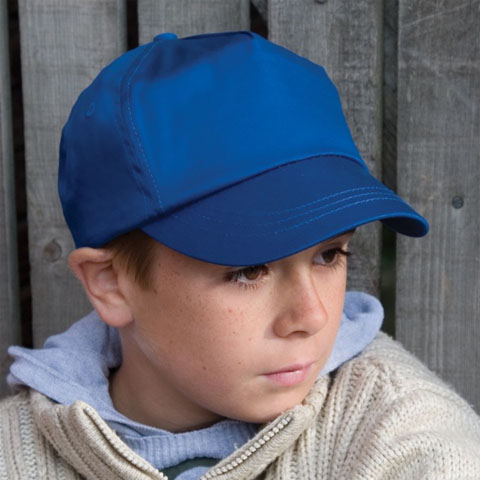 Result Children's 5 Panel Cotton cap
