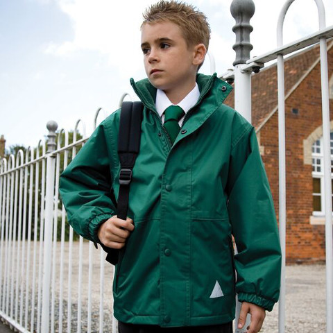 Result Kids Stormdri 4000 Reversible Waterproof Jacket