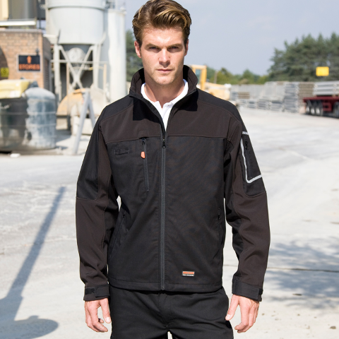 Result Work-Guard Sabre Stretch Jacket