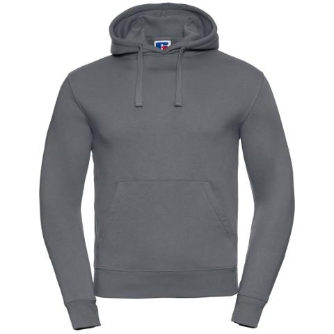 Russell Authentic Hooded Sweatshirt. View model image b0ddd5ac5b4