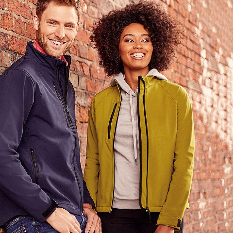 Russell Ladies Soft Shell Jacket *Special Offer*