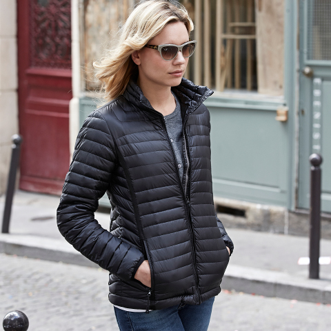 Tee Jays Ladies' Vancouver Down Jacket