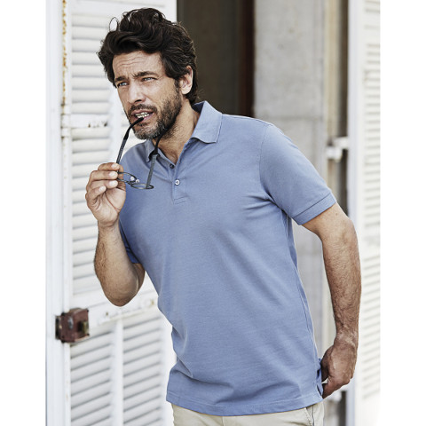 Tee Jays Men's Luxury Stretch Polo