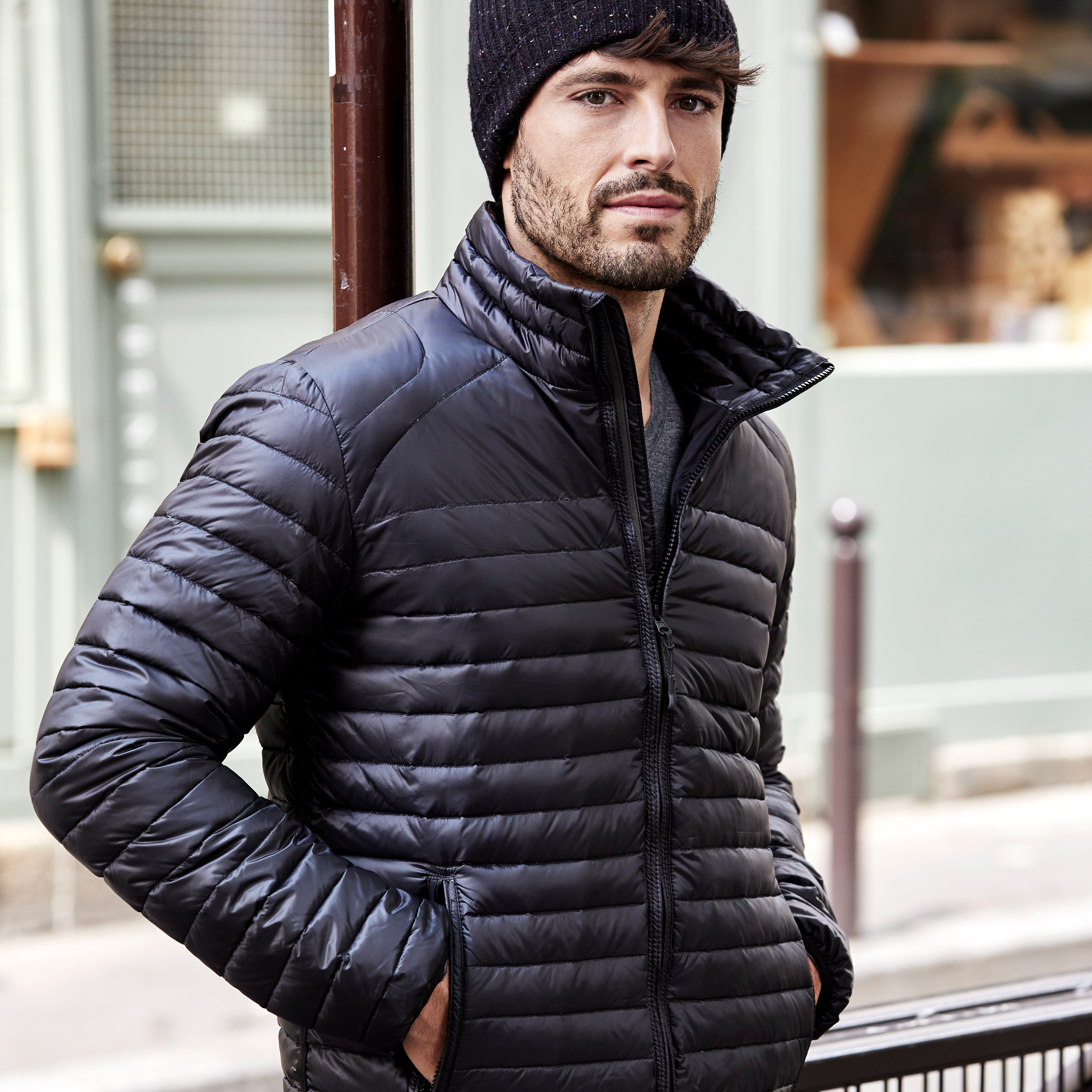Tee Jays Men's Vancouver Down Jacket