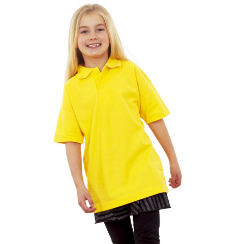 Uneek Children's Budget Polo Shirt
