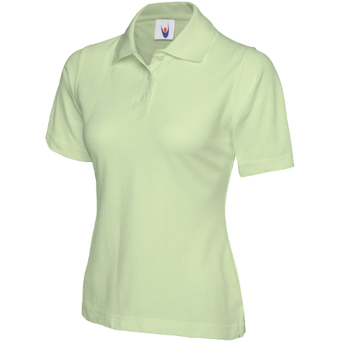 ... wholesale dealer 4621f c7551 Uneek Ladies Polo Shirt - Uneek Ladies Polo  10 Colours Available From ... 7cd9a306d0