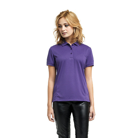 Premier Ladies Coolchecker Pique Polo