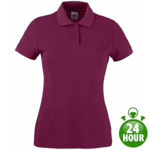 Kids FOTL Short Sleeve 65//35 Pique Polo T Shirt