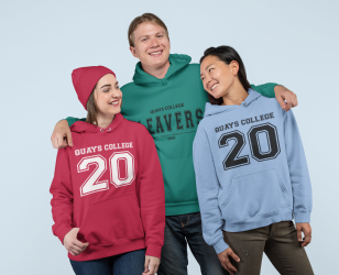University Society Hoodies
