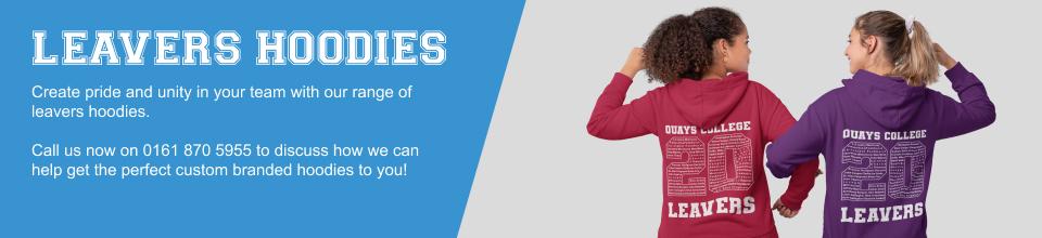 School Leavers Hoodies - Personalised Leavers Hoodies | Clothes2Order