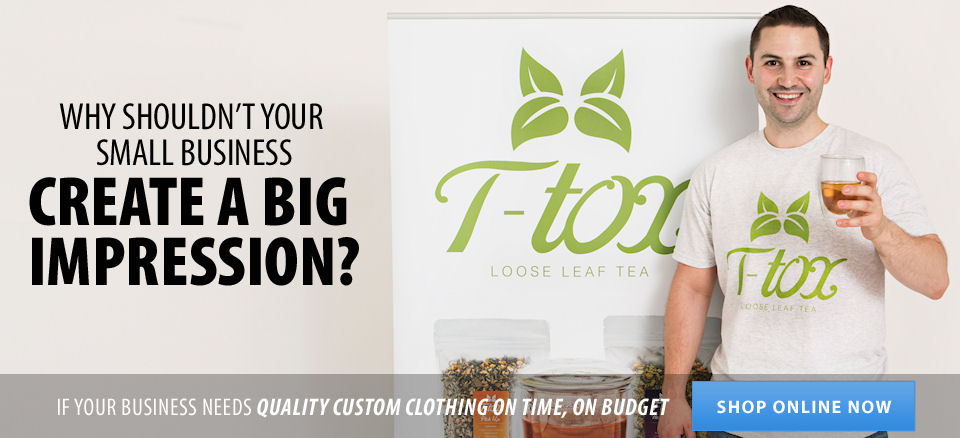Personalised Clothing for Small Businesses   Clothes2Order
