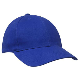 6 Panel Low Profile Baseball Cap