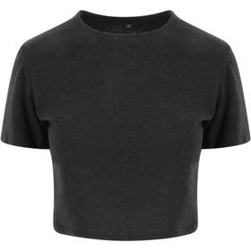 AWDiS Girlie Triblend Cropped T-Shirt