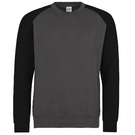 AWDis Baseball Sweatshirt