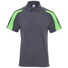 AWDis Contrast Just Cool Polo Shirt