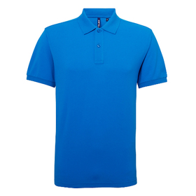 Asquith & Fox Men's Poly/Cotton Blend Polo