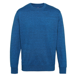 Asquith & Fox Men's Twisted Yarn Sweatshirt