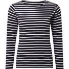 Asquith & Fox Women's Mariniere Coastal Long Sleeve T-Shirt
