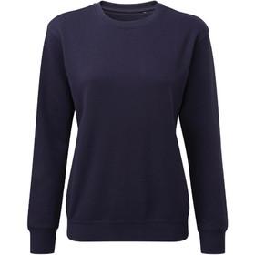 Asquith & Fox Women's Organic Crew Neck Sweatshirt