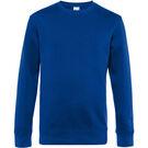 B&C Collection Men's King Crew Neck Sweatshirt