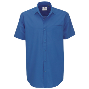 B&C Heritage Men's Short Sleeve Shirt