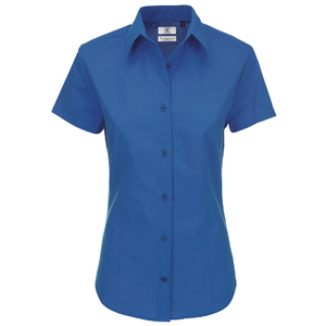 B&C Heritage Women's Short Sleeve Shirt