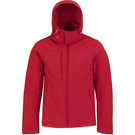 B&C Hooded Soft Shell Jacket