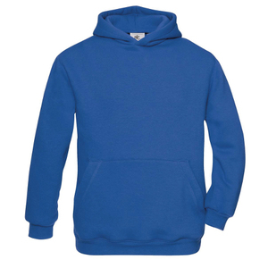B&C Kids Hooded Sweatshirt