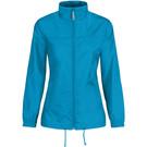 B&C Kids Sirocco Windbreaker Jacket